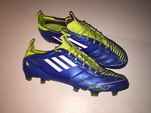 Ii Scarpe CollezioneEbay Pelle F50 Adizero Leather Adidas Calcio Da EeYWD9HI2