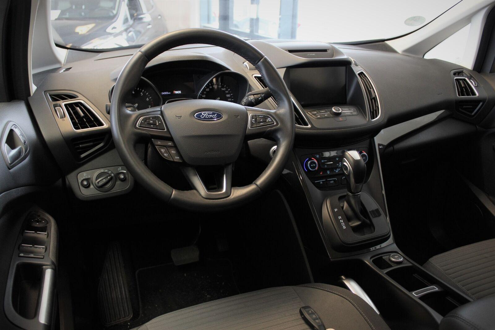 Ford Grand C-MAX 1,5 SCTi 150 Titanium aut. 7prs - billede 4
