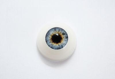Reborn Delux Eyes 1 x pair CELESTIAL BLUE from Kiddies Korner select size