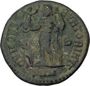 Licinius-I-Constantine-The-Great-enemy-Ancient-Roman-Coin-Jupiter-Cult-i45983
