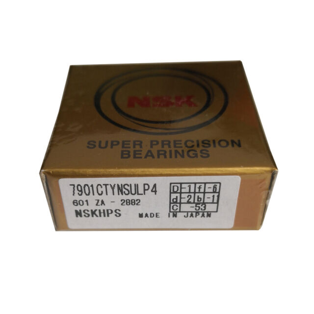 NSK Super Precision Bearing 7013CTYNSULP4