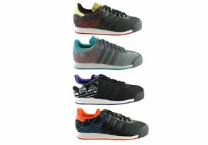 Mens-Adidas-Samoa-Lace-Up-Comfortable-Trainers-Sport-Shoes-ModeShoesAU