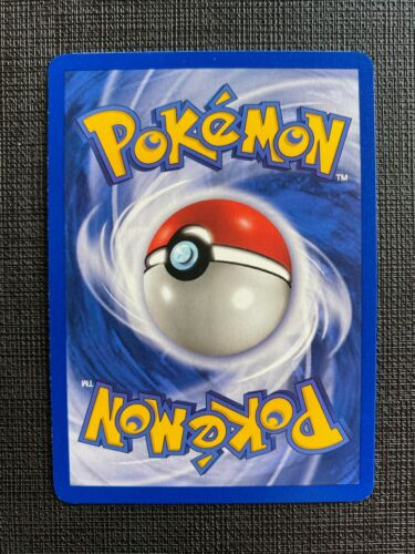 Pokemon Oddish 1st Edition Team Rocket Eng #63//82 M T