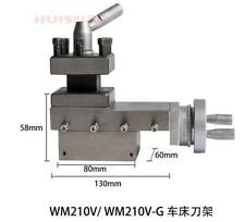 210mm Swing 826 Bench Lathe Wm210v Wm210vg Metric Tool Slide Compound
