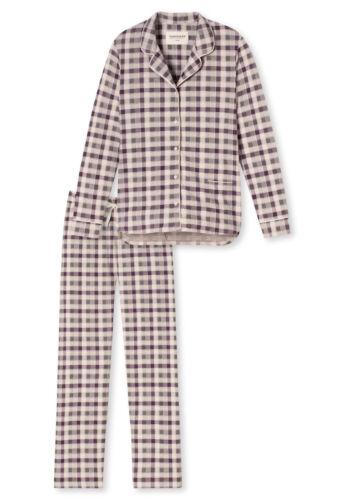 REDUZIERT  Schiesser Damen Schlafanzug Pyjama Gr.36-50 UVP 69,95 NEU