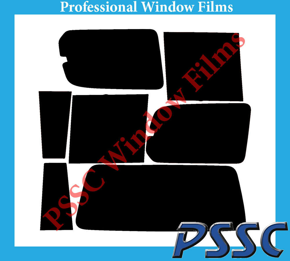 PSSC Pre Cut Rear Car Window Films - Toyota Land Cruiser HDJ 100 2006