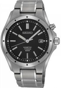 Seiko-Gents-Orologio-Cinetico-Titanio-SKA763P1-NEW