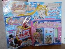 SAILOR MOON Magazine 1 (novembre/dicembre 2010) + Moonlight Set