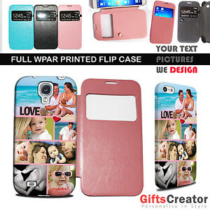 PERSONALISED-Smart-Flip-Case-Cover-for-iPhone-4S-5-Galaxy-S3-S4-S5-Note-2-Note-3