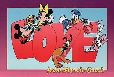 Mickey Minnie And Friends Send Love