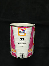 GLASURIT 22 Mix HS-2K-Decklack 22-M 30 Rubinrot 3,5 Liter