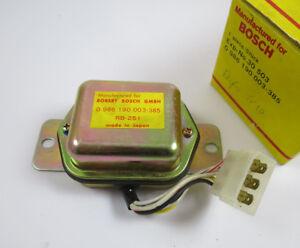 original-Bosch-Generatorregler-Regler-0-986-190-003-fuer-Nissan-Patrol-Datsun