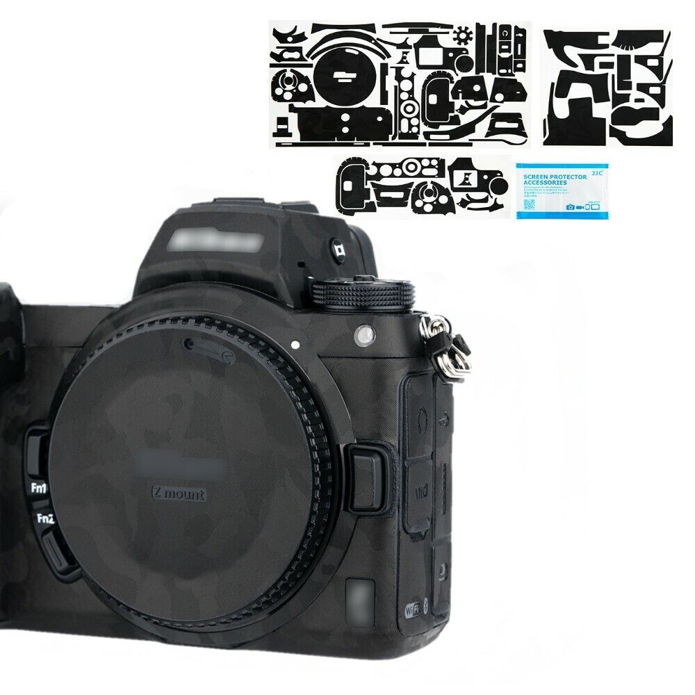 KIWI Anti-Scratch 3M Camera Body Skin Film Cover Protector for Nikon Z6 II Z7 II