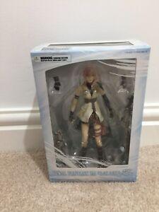 Brand New Scellé Final Fantasy Xiii Lightning Figure Jouer Arts Kai