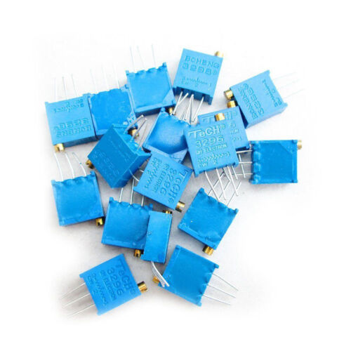10//20//50PCS 3296 W 200 ohm Trim Pot Trimmer Potentiometer 3296W-201