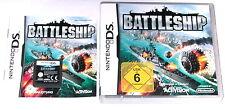 Spiel: BATTLESHIP Battle Ship für Nintendo DS + Lite + Dsi + XL + 3DS + 2DS