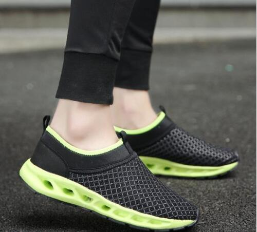 Casual Homme Chaussures De Sport Léger Respirant Maille Outdoor Running Athletic