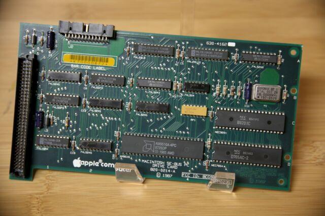 Apple Computer Macintosh SE-BUS PC Drive Card DOS Compatibility 5.25