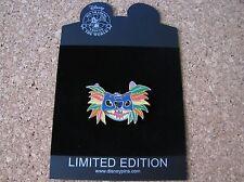 Disney Shopping LE 250 Trading Pin Lilo & Stitch Mardi Gras Mask Feathers 52463
