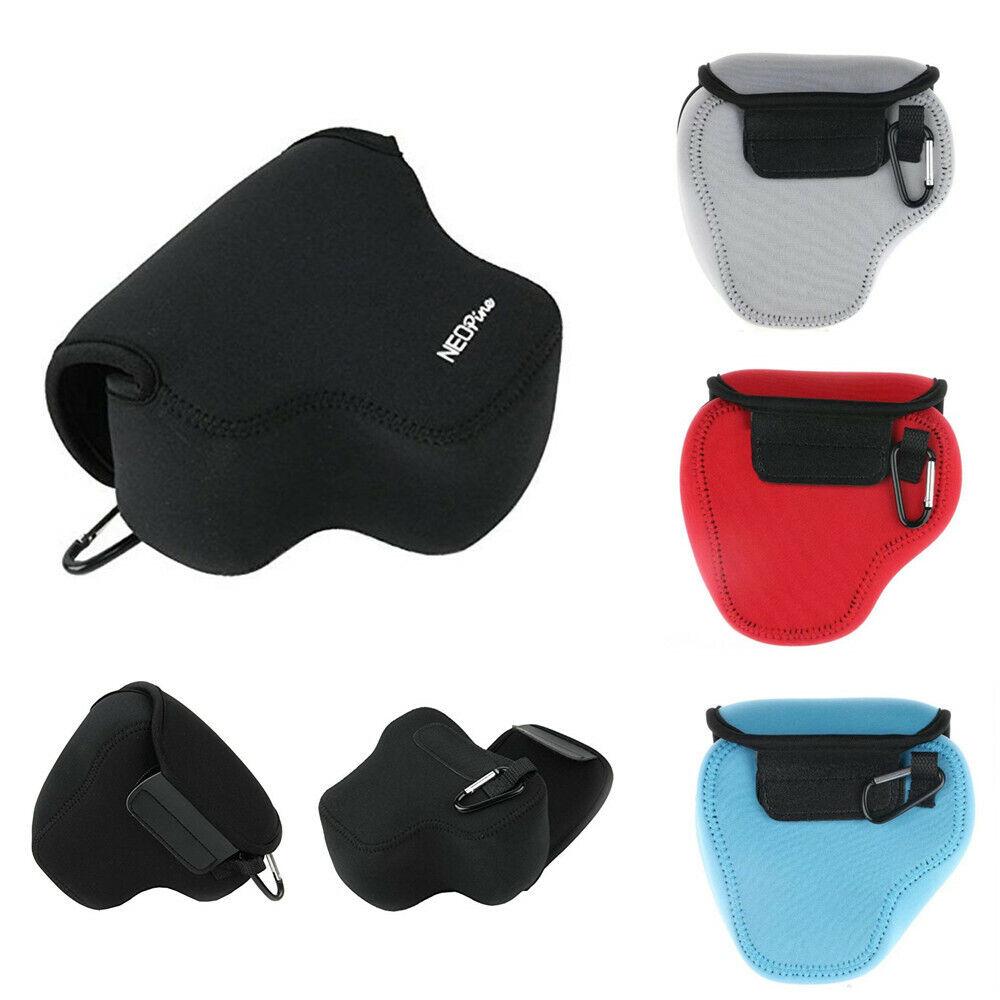 Neoprene case camera bag for Sony DSC HX400V HX350 HX300 H400 H300 Cameras