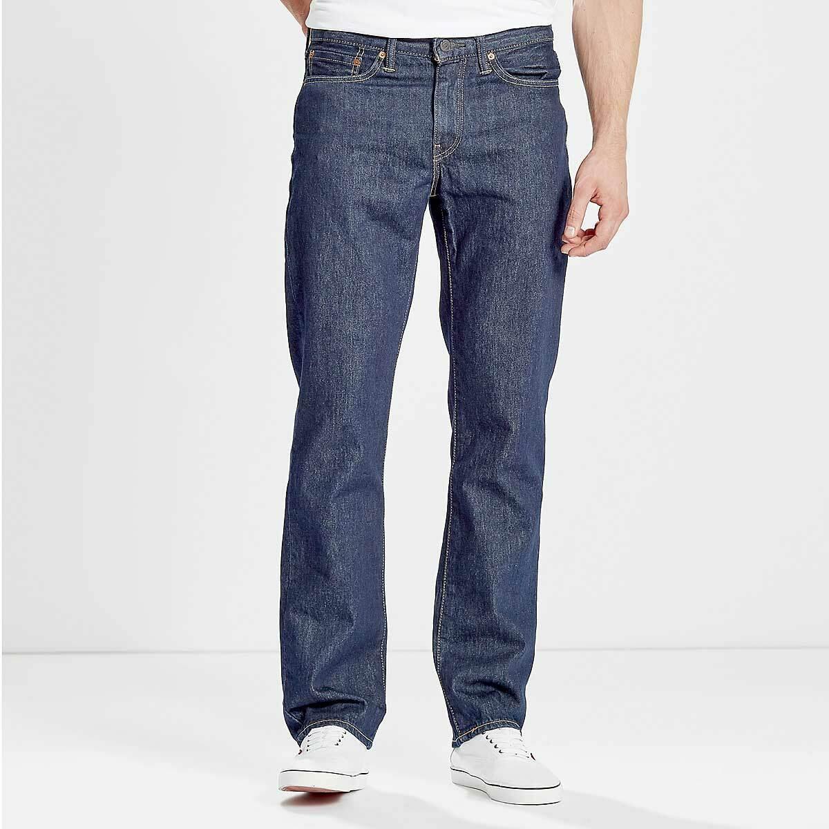 33X30 #055274258 Levi/'s Mens 527 Slim Boot Cut Jeans Medium Blue 30X30