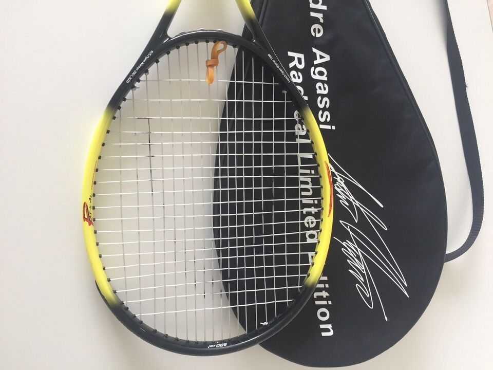 Tennisketsjer, Limited edition