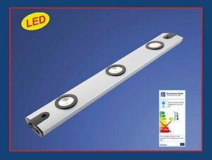 Das Bild Wird Geladen Unterbauleuchte LED Mit Schalter Fuer Steckdose 46 Cm