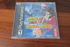 DRAGON BALL GT  FINAL BOUNT     -----   pour PS1  - PLAYSATION 1 -  USA