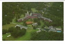 Vintage Postcard Hot Springs VA Virginia The Homestead
