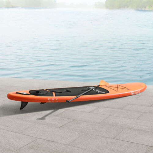 Stand Up Paddle Board 305cm Surfboard SUP Paddelboard Wellenreiter in.tec