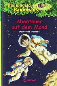 Das-magische-Baumhaus-Band-8-Abenteuer-auf-dem-Mond-vo-Buch-Zustand-gut