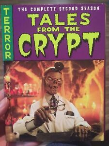 TALES-FROM-THE-CRYPT-COMPLETE-3-DISK-SEASON-2-REGION-1-VERY-GOOD