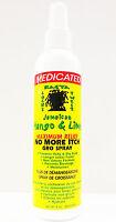 Jamaican Mango & Lime No More Itch Gro Spray Maximum Relief 8oz
