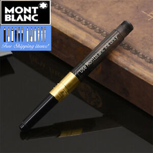 NEW-Montblanc-Converter-for-Fountain-pen-105181-Free-Shipping-from-Japan