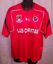 Tiburones Rojos de Veracruz Red Soccer Jersey EUC Made in Mexico - Mens Medium