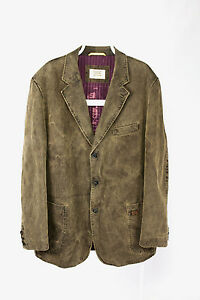 CAMEL ACTIVE Stretch Cotton Sport Coat/Blazer Jacket SIZE US 48 ...