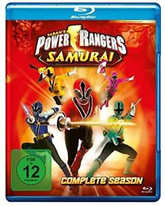 3-Blu-ray-Box-Power-Rangers-Samurai-Complete-Season-NEU-amp-OVP-BluRay