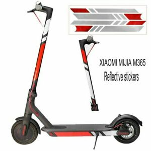 for-XIAOMI-MIJIA-M365-Electric-Scooter-Reflective-Stickers-Decorative-Accessoire
