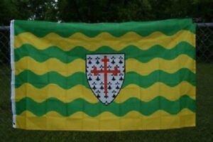 Donegal-County-Flag-Ireland-Flag-Irish-Flag-Free-Shipping-3x5-Polyester-flag