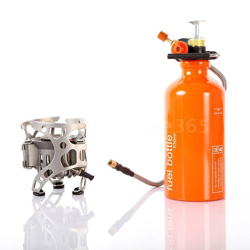 Outdoor Portable Camping Stove Multi fuel  CampStove Petrol Burner New U1M1  best quality