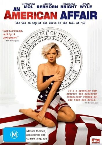 1 of 1 - An American Affair (DVD, 2009) 'NEW & SEALED'