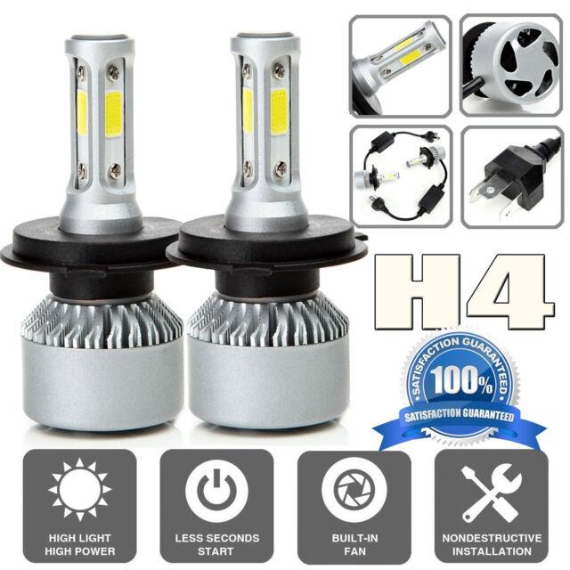 9007 488W 48800LM CREE LED Headlight Kit Hi//Low Beam Bulbs White 6K High Power