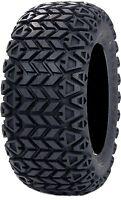 Set Of (4) 23-11-10 Atx All Trail Golf Cart Car Tires