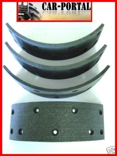 7mm Bremsbacken Fußbremse Betriebs Famulus Bremse Betriebsbremse // NEU