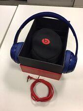 Beats Solo 2 Headband Headphones - gloss blue