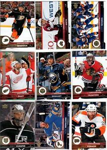 2017-18-Upper-Deck-Exclusives-PICK-YOUR-SINGLES-LOT-WOW-FLAT-SHIPPING-RATE