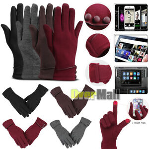 Winter-Warm-Thick-Soft-Cashmere-Touch-Screen-Fleece-Gloves-For-Women-Lady