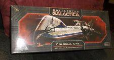 BATTLESTAR GALACTICA COLONIAL ONE PLASTIC MODEL KIT 1/350 SCALE