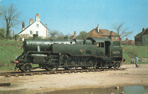 R199447 Southern Steam Trust No. 2. BR Standard Class 4MT 2 6 4T Number 80078 at