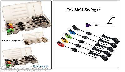 empty CSI057 Fox MK3 Swinger Transportbox Swinger Case